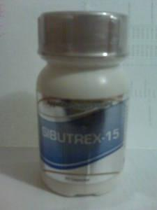 Sibutrex contains Sibutramine
